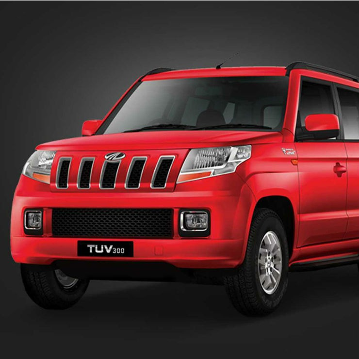 Tuv300 Red