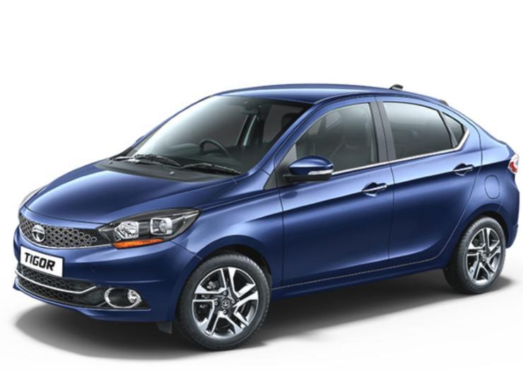 Tata Tigor Facelift
