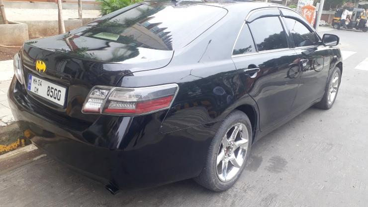 Toyota Camry Gangsta Side Rear 3
