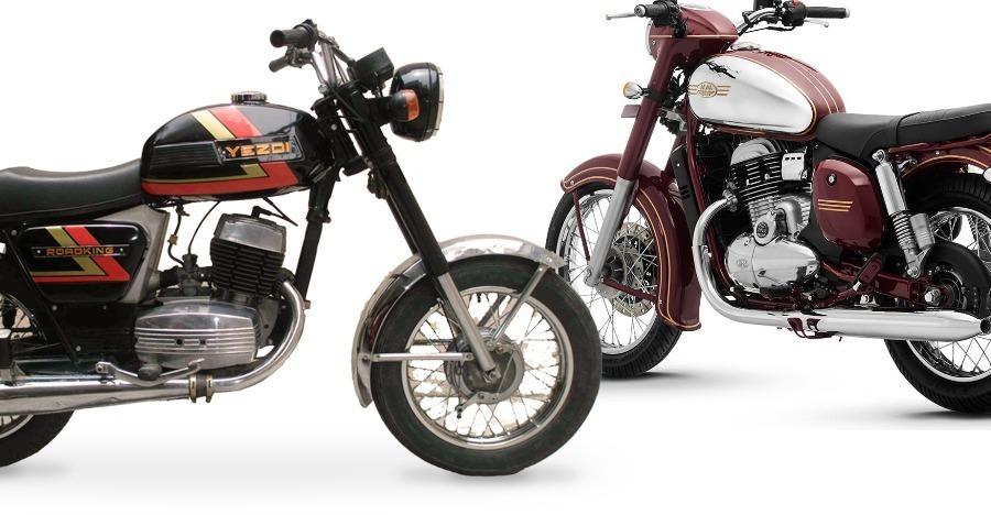 Jawa के बाद अब Yezdi मोटरसाइकिल्स भी कर सकती हैं भारत में वापसी!