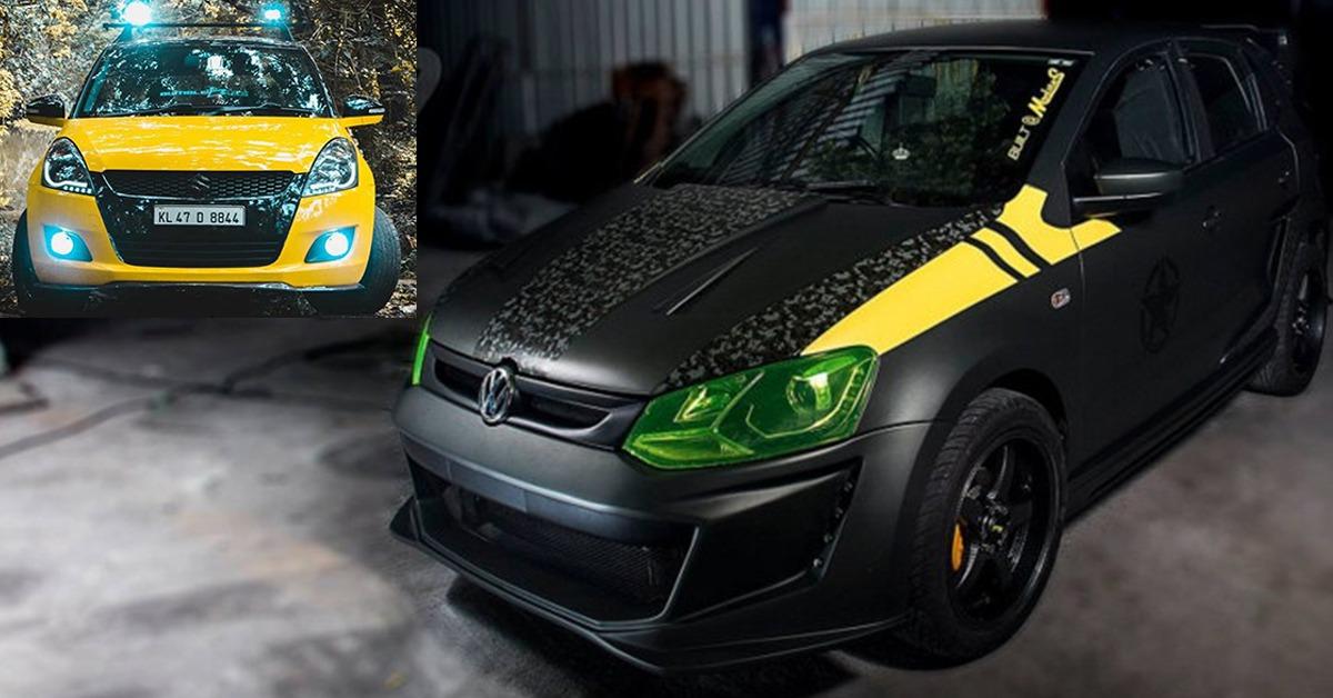 Maruti Swift से Mahindra Thar; मॉडिफायर्स की पसंदीदा कार्स और SUVs