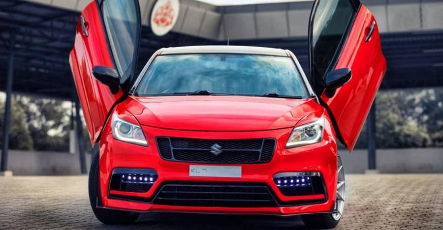 Baleno Red Featured