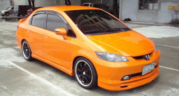 City Orange
