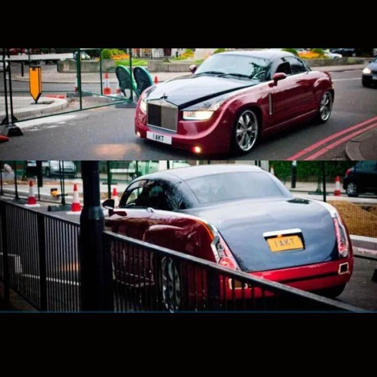 Dc Design Rolls Royce Ambassador