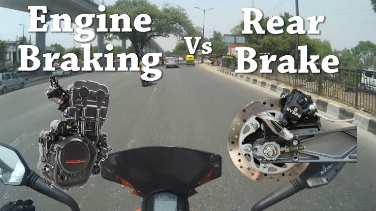 Engine Braking