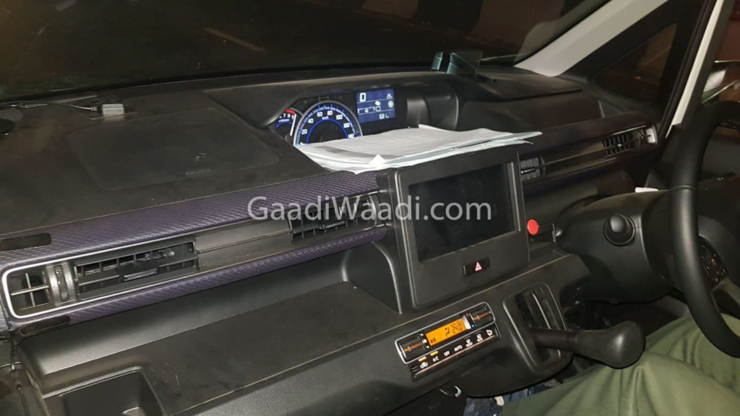 Exclusive Maruti Wagon R Ev Spied Inside Out 3