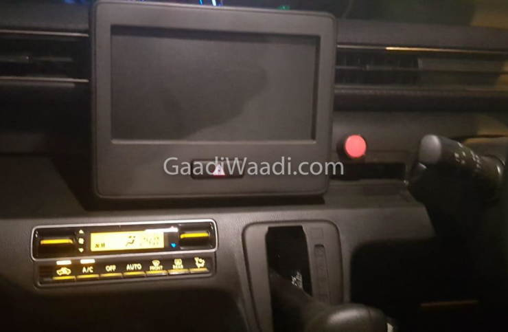 Exclusive Maruti Wagon R Ev Spied Inside Out 8