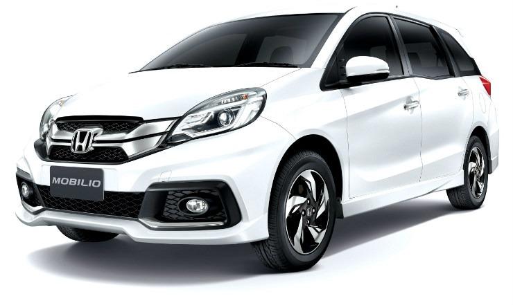 Honda Mobilio Modified 8