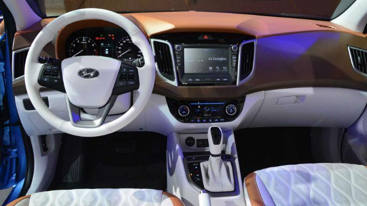 Hyundai Creta Diamond Salao De Sp 2018 1