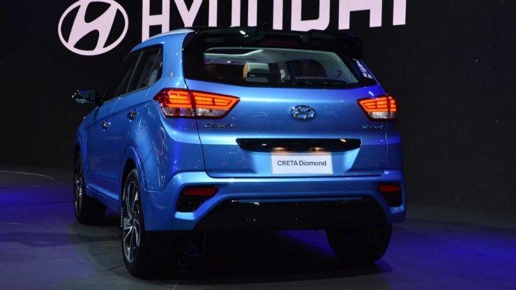 Hyundai Creta Diamond Salao De Sp 2018 2