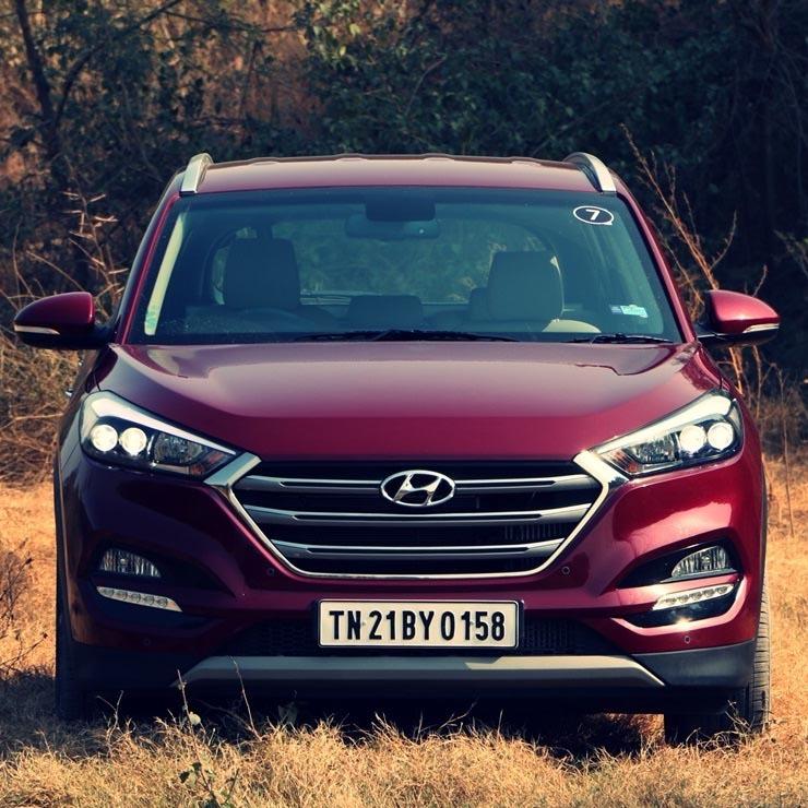 Hyundai Tucson India