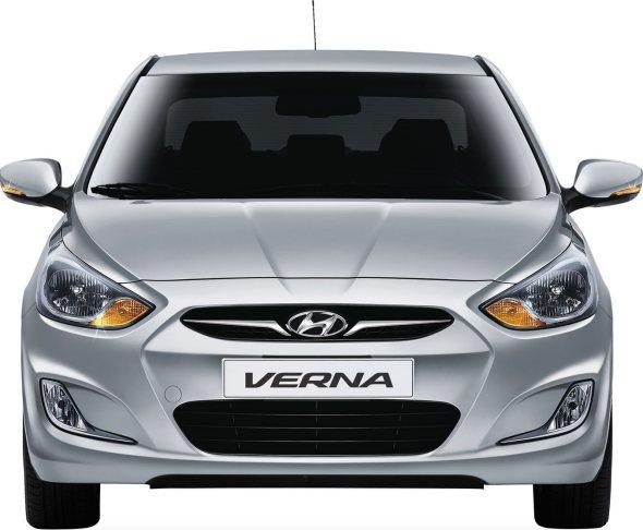 Hyundai Verna Exterior Photo Gallery 14