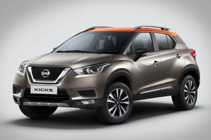 Kicks Nissan