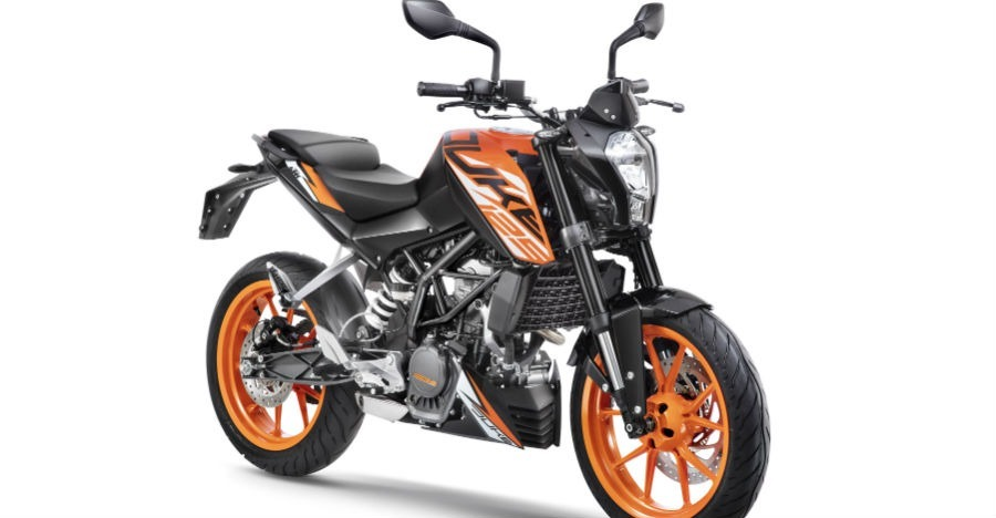 Ktm 125 Duke Featured
