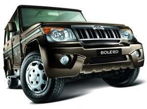 Mahindra Bolero Side Photo 300x224
