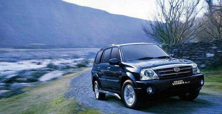 Maruti Suzuki Grand Vitara 05