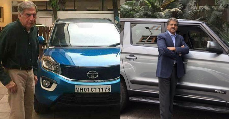 Mark Zuckerberg की Honda Fit से Anand Mahindra की TUV300 तक; अमीर लोगों की आम कार्स