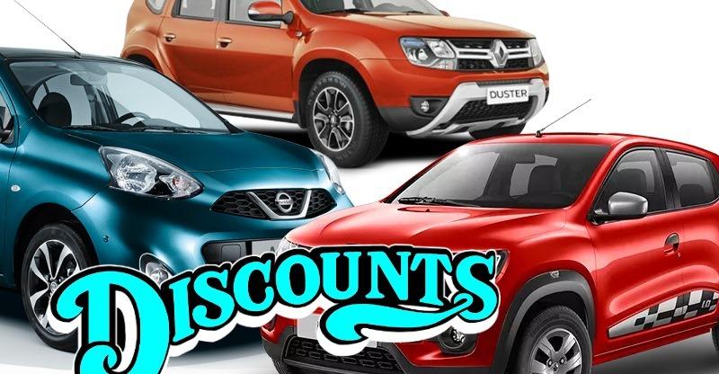 Nissan Discounts