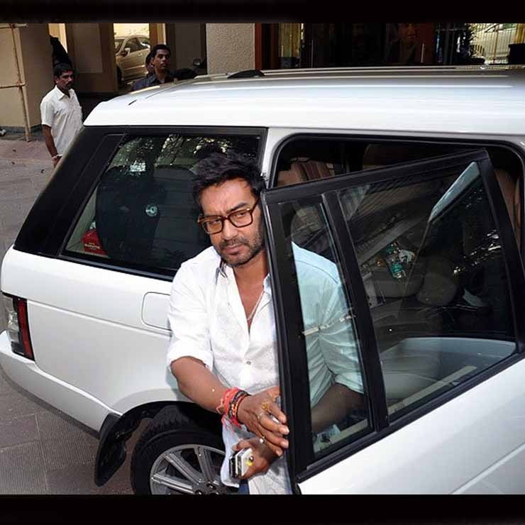 Range Rover Ajay Devgan