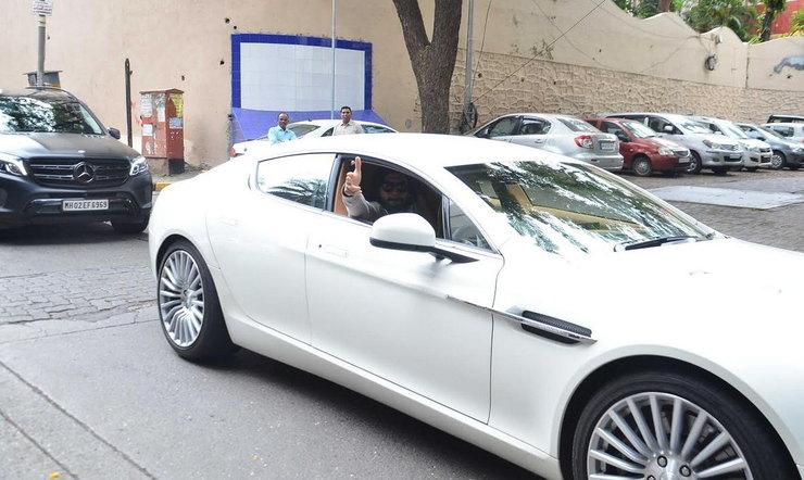 Ranveer Aston Martin