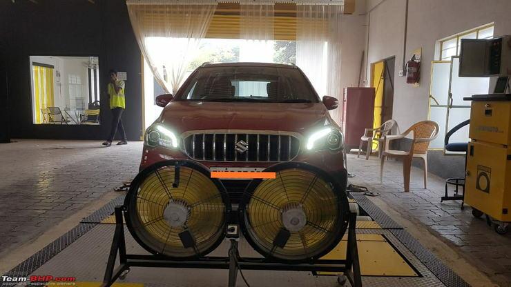 यह मॉडिफाइड Maruti S-Cross पैदा करती है 165 बीएचपी पॉवर
