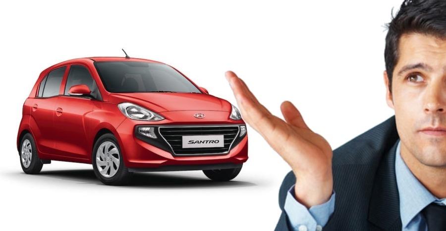 भारी डिमांड के चलते Hyundai Santro की बुकिंग पर लगी रोक