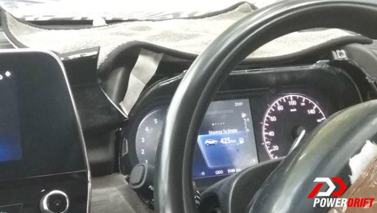Tata Harrier Steering Wheel 3