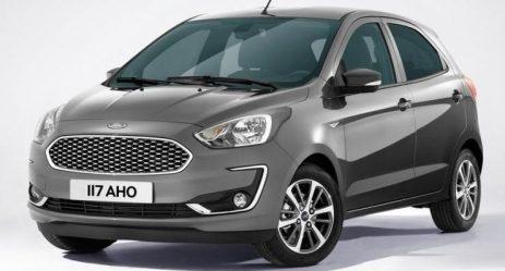 2018 Ford Figo Hatchback
