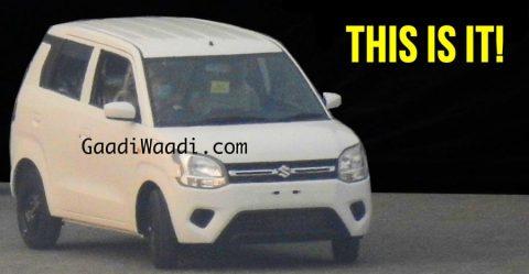 2019 Maruti Wagonr Featured 480x249