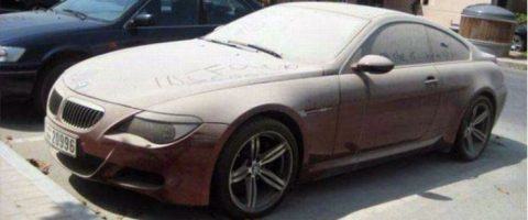 Bmw M6 Rot