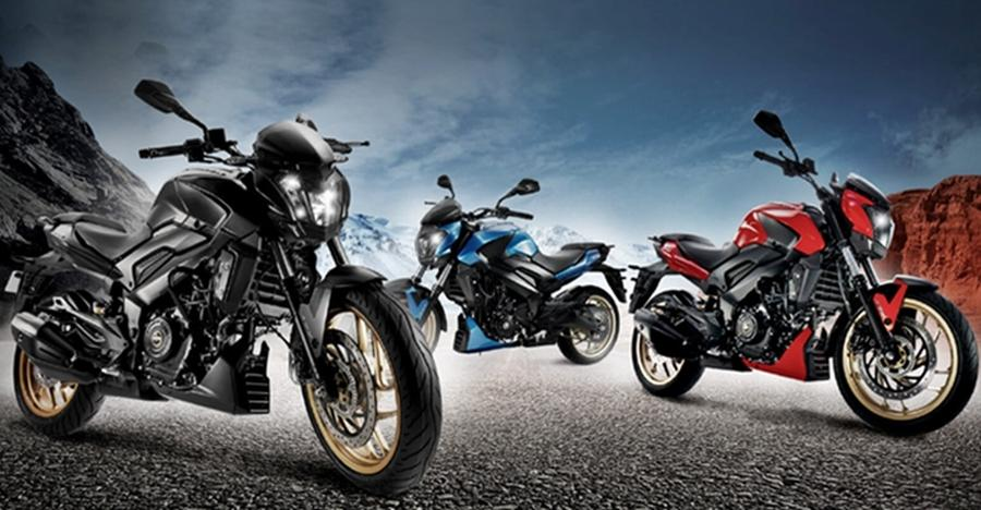 Bajaj Dominar Featured