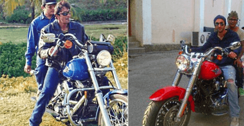 Sanjay Dutt से Priyanka Chopra; भारतीय सेलेब्स की Harley Davidson मोटरसाइकिल्स