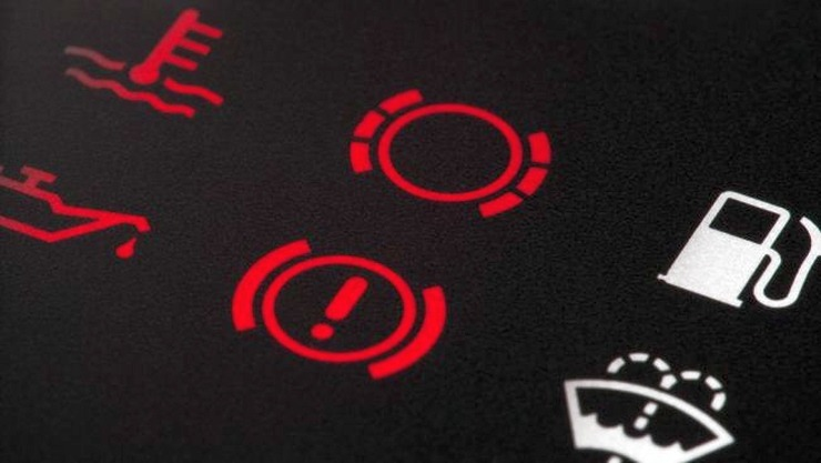 Car Warning Lamps