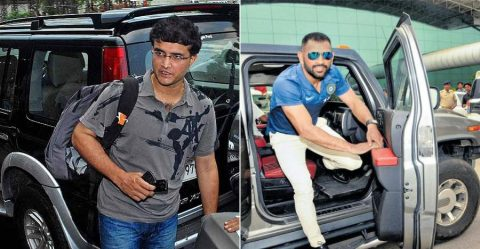 Cricket Captains Cars