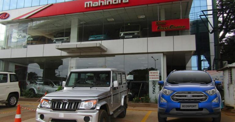 Ford Mahindra Dealers Featured 768x399