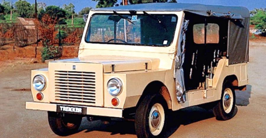 Hm Trekker India
