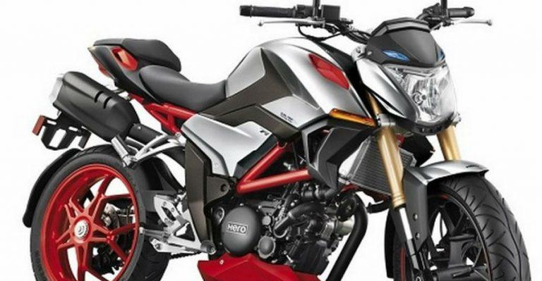 TVS Apache RR 310 को टक्कर देने वाली Hero XF3R मोटरसाइकिल जल्द होगी लॉन्च