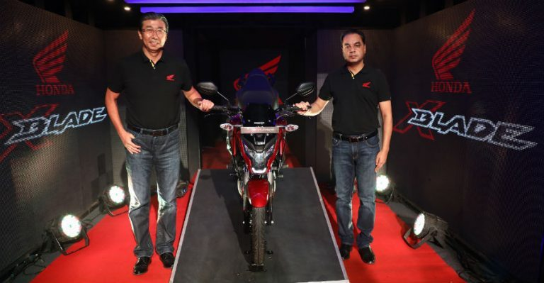 Honda X Blade Abs Launch Feature 768x399
