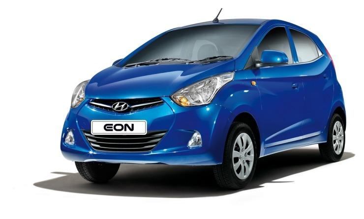 Hyundai Eon 1