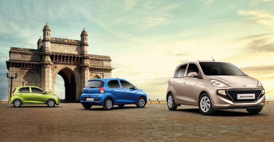नई Hyundai Santro पर मिल रहा डिस्काउंट, खरीदने का शानदार मौका