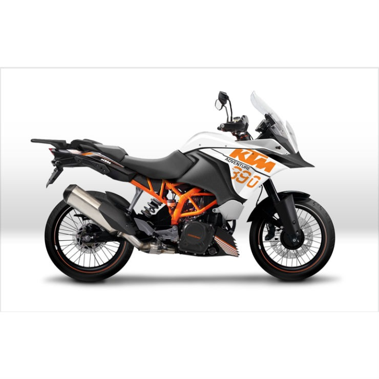 KTM 390 Adv Owner Modifies His Motorcycle To Be More Off