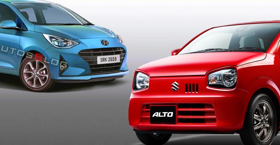 नयी Maruti Alto से Hyundai Grand i10: 6 नयी छोटी कार्स जो जल्द होंगी लॉन्च!