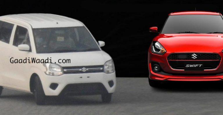 New Maruti Wagonr Swift Featured