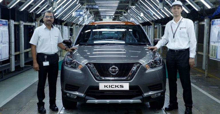 New Nissan Kicks Production Featured 768x399