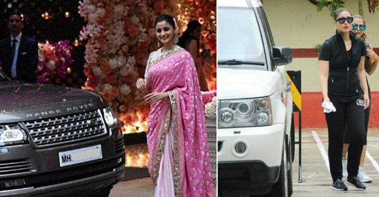Range Rover Bollywood Featured