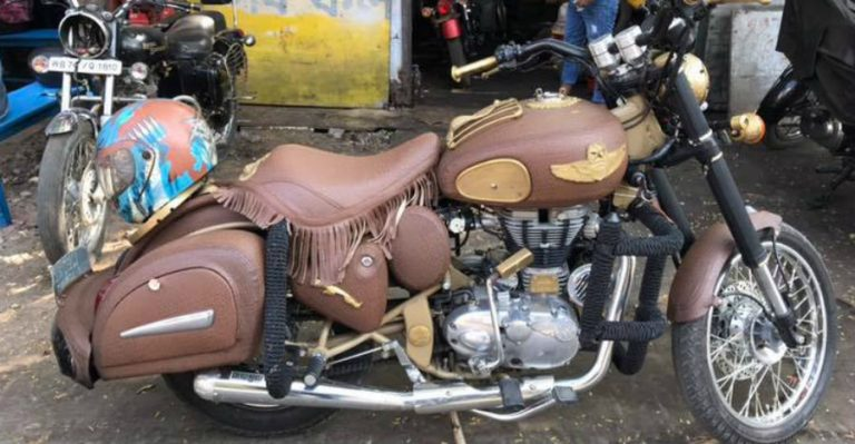 Royal Enfield Featured