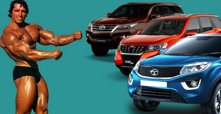 Solidly Built Suvs