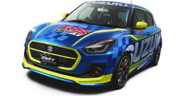 Suzuki Swift Rs Featured