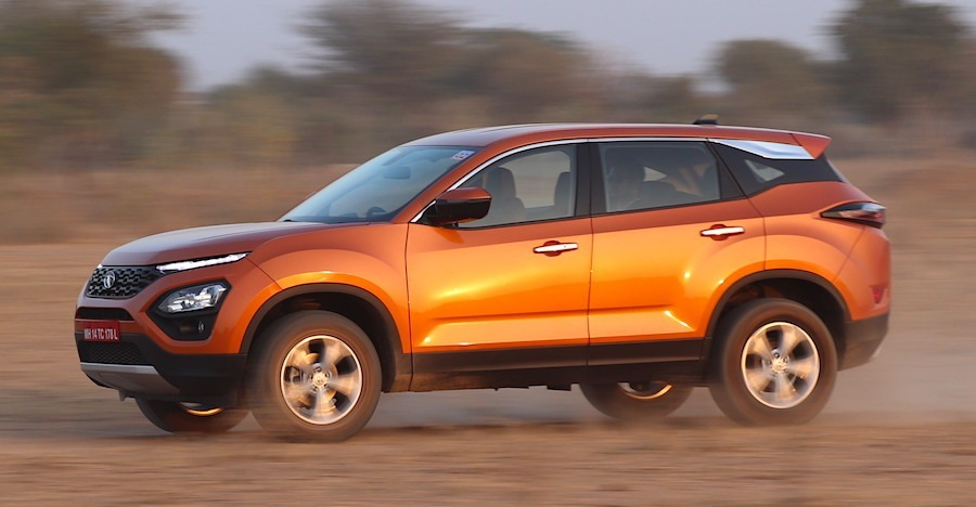 Tata Harrier 1