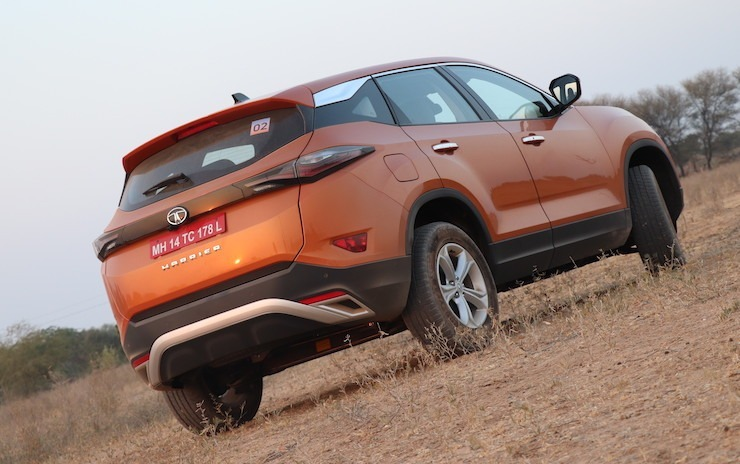 Tata Harrier 2